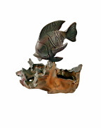 Old Royal Sono Wood Carved Fish | Wooden Fish | Sea Animals | Fish Figurine