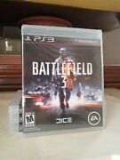 Battlefield 3 - Ps3 Brand New Near Mint Condition Collectible Grade Copy
