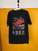 Roger Waters The Wall Live Rare Tour Adult Concert T Shirt Pink Floyd Size M
