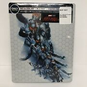 Ant-man And The Wasp 4k Uhd Blu-ray Steelbook Marvel - Best Buy Exclusive Read