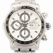 Ebel 1911 Discovery Chronograph 9750l62 Watches Stainless Steel Automatic S...
