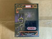 Funko Pop Pins - Marvel Black Panther Target Exclusive Black Light - In Hand
