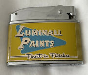 Vintage Very Rare Elite Luminall Paints- Finest In Finishes Japan