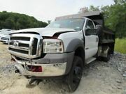 Rear Axle Chassis Cab Drw 11.25 Ring Gear Fits 05-06 Ford F350sd Pickup 844521