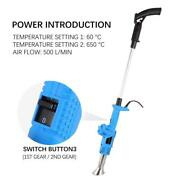 3 In 1 2m Electric 80-650℃ Thermal Lighter Weed Barbecue Weeder Gear Garden Tool