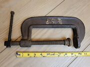 Vintage 7 Inch Armstrong C Clamp
