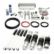 Ta-technix Viair Air Chassis For Mercedes S-class Soda + Coupe W140c140 115l