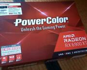 Powercolor Amd Radeon Rx 6900 Xt 16gb Gddr6 Graphics Card Used From Japan Jp Use