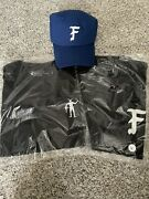 2 New Forward Observations Group Fog Large T Shirts + Dodgers Hat Gbrs Wrmfzy