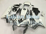 Plastic Set Injection Abs Fairing Fit For 03 04 Cbr 600rr F5 2003-2004 Jbo