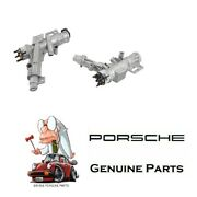 Porsche 911 Boxster '97-'05 Steering Lock Assembly Genuine 99634701705 99634701