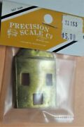 Ho/hon3 Psc 311153 Early Loco Cab Roof, Cast Brass Detail Part