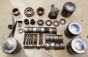 Ariel Square Four Crank And Bottom End Engine Part Misc Lot 10