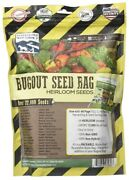 22000 Heirloom Non-gmo Vegetable Seeds Survival Bank Vault 34 Types Bug Out Bag