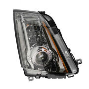 New Head Light For 2008-2014 Cadillac Cts Gm2503310oe