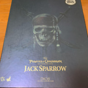 Hottoys Special Edition Jack Sparrow 1/6collectible Figure Fountain Of Life Dx06