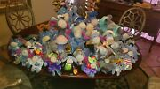Eeyore Lot Disney Collection 35 Various Costumes/outfits Large Med Sm. Tagged
