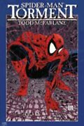 Spider-man Torment Tpb By Todd Mcfarlane New