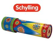 Kaleidoscope Classic Tin Colorful Optical Toy Classic Toys Schylling Science Toy