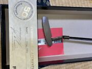 Ping Putter Anser 50th Anniversary Limited Edition For Scottsdale No333
