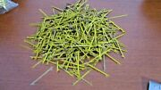 Large Lot Of Brass Parts For Model Trainslots 300 And 301
