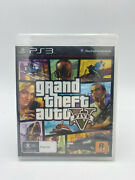 Grand Theft Auto 5 Gta 5 New Sealed Sony Playstation 3 Ps3 Fast Shipping