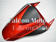 Rear Tail+seat Cover Fairing Fit For 2007-2012 Cbr 600 Rr F5 Pearl Red Black Abt