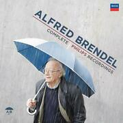 Alfred Brendel Complete Philips Recordings Decca 114 Cd Box New Sealed