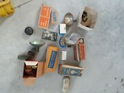 Tons Of Vintage Westinghouse Mazda Lamps Assortment Lot. Ford. Old Circlite Rare