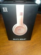 Beats By Dre Beats Solo 3 Wireless Headphones Pink Fast Free Same Day Ship