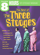 The Best Of The Three Stooges Vol 1 And 2 Dvd Set 2-disc Funniest Moments 8 Hr-new