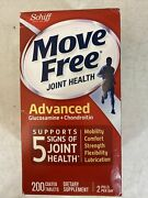 Schiff Move Free Ultra Triple Action Joint Health 75 Count New In Box Exp 2/2023