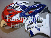 Injection Mold Fairing Fit For 1997-1998 Honda Cbr600 F3 New Body Work Abg