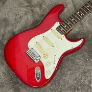 Fender Usa Deluxe Stratocaster Puls Used Electric Guitars With Soft Case