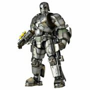 Sci-fi Revoltech 045 Iron Man Mark 1 Non-scale Abs And Pvc Painted Action F...