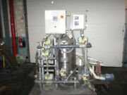 Vortisand 150 Psi @ 150°f 3 Hp Cap 83 Uswg Filtration System