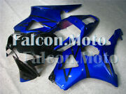 Blue Black Injection Fairing Fit For Honda 2002-2003 Cbr 900rr 954 Abs Mold Obp