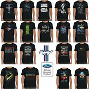 Ford Mustang T Shirt Genuine Licensed American Mach 1 Cobra Boss Gt Muscle Car F