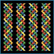 Howdy Doody - 109 X 109.5- Pre-cut Quilt Kit By Quilt-addicts Large King Size`