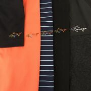 Lot Of 5 Men's Golf Shirts/vest Greg Norman Size Small 1 Nwt
