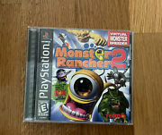 Monster Rancher 2 Sony Playstation | Ps1 Complete In Box Cib