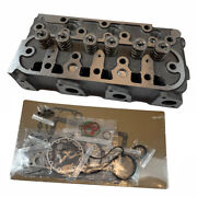 Complete Cylinder Head And Gasket Fits Kubota D1105 Rtv1100 Rtv1100cw9 Rtv1140cpx