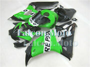 Green Black Fairing Fit For 2006 2007 Cbr 1000 Rr Injection Mold Bodywork Aed
