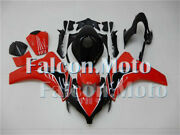 New Red Black Injection Plastic Fairing Fit For 2008 2009 2010 2011 Cbr1000rr Dg