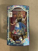 Alice In Wonderland By Mary Blair Limited Edition Doll Disney – 16 1/2'' In-hand