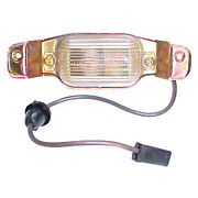 Gmk408188666 License Light Assembly For All Wagon Models