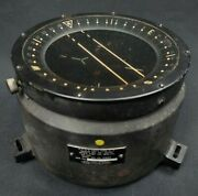 Wwii Us Air Force Army Compass Type D-12 Bendix Eclipse Pioneer Af43