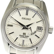 Seiko Grand Seiko 9s64-00a0 Power Reserve Automatic Menand039s Watch_640461