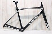 Specialized S-works Roubaix Disc 2017 Size 56 Bicycle Frame