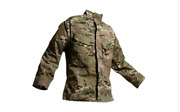 Crye Precision Fire Resistant Field Shirt, Multicam, Small Regular